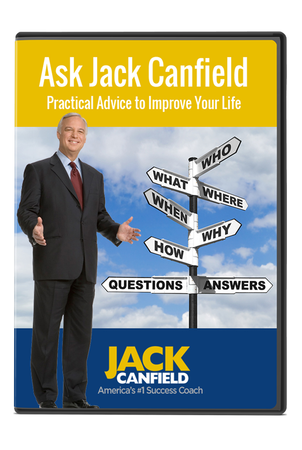 Awesome Bonus #2: Ask Jack Canfield Audio Sessions
